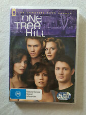 One Tree Hill The Complete Fifth Season DVD