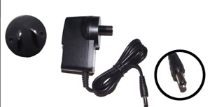 Sega Master System 1 and 2 II Power Supply Replacement Aftermarket 9V . AUS Plug