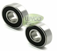 "2 AUGER BEARINGS FOR ARIENS 824 SNOWBLOWERS REPL 05406300, 3/4""X1-3/4X1/2, RS-80"