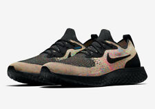 3cbe033b14cbf Nike Epic React Multi-Color AT6162-001 Flyknit 100%AUTHENTIC Men Running  Shoes