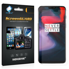 3 x New Front Clear Lcd Screen Display Protector Film Foil For OnePlus 6