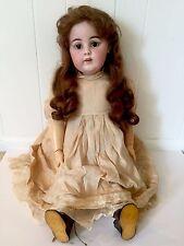 Fabulous antique large German Kestner doll 32 inches tall  N, DEP 17, 156