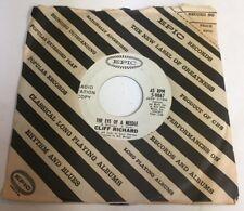 CLIFF RICHARD, THE EYE OF THE NEEDLE, EPIC#9867, PROMO 45 RECORD