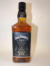 Whiskey Jack Daniels Daniel's 43 % vol. 70 cl 150th Anniversary  EDITION
