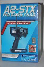 87011 LRP A2-STX PRO 2,4 GHz F.H.S.S. Fernsteuerung Sender und Empfänger