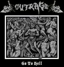 Outrage - Go to Hell [New CD]