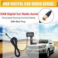 Vetro Universale Mount DAB Digital Radio Auto Aerial Antenna SMA