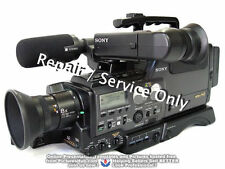 REPAIR / SERVICE of SONY CCD-V5000 Hi8 PCM Stereo Video Camera (*READ 1st*)