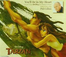 Maxi CD - Phil Collins - You'll Be In My Heart - #A2475