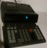 Texas Instruments TI-5320 II Heavy Duty Commercial Printer Display Calculator