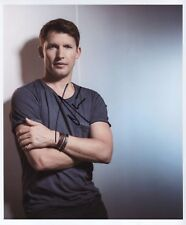 James Blunt (Singer) Signed Photo Genuine Obtained In Person Hologram COA
