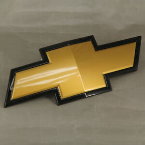 OEM Chevy Gold Front For GM 2007-2013 Silverado 1500 Grille Bowtie Emblem
