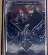 Harry Potter-3D Pt2-Hologram-COS-Screen Used-Costume Card-Gryffindor Students-C2