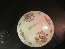 Vintage F. Winkle & Co. Pheasant Round Vegetable LID ONLY