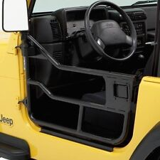 Bestop HighRock Element Doors 80-95 Jeep CJ7 / Wrangler YJ Satin Finish