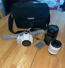 CANON EOS REBEL SL1 18-55 mm With Extras