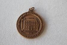 Medalla De Arte USA Somers westchester NY Cuna de American Circus medalla de bronce