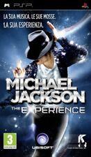 Michael Jackson The Experience PSP - totalmente in italiano