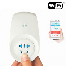 BroadLink Sp2 WiFi Intelligent Smart Socket Plug Switch Automatic Remote Control