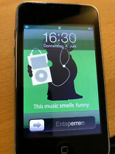 Apple iPod touch 3. Generation Schwarz (64GB)