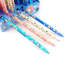 2X Cute 0.5+0.7mm Mechanical Pencil Automatic Pen Pencil School Office Supply.UK