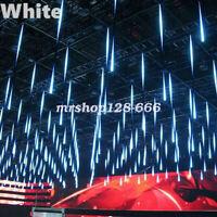 Wholesale White LED Light Meteor Shower String Rain Light Outdoor Xmas Party