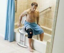 Sliding Bath Seat Chair Bench Transfer Tub Heavy Duty Shower Safety .Comfortable