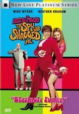 Austin Powers Spy Who Shagged Me 0794043489129, DVD REGION 1, BRAND NEW