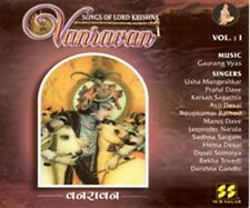 Vanravan Vol1  (2CD Set) - Garba CD -  Gujarti Garba - SUR SAGAR -  FREE UK POST