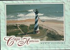 Cape Hatteras Lighthouse North Carolina, Next to the Ocean Old Location Postcard