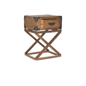 Brown Dunston Accent Table *New*