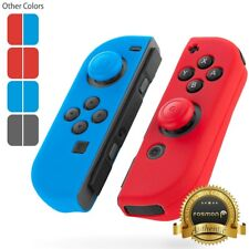 Fosmon Nintendo Switch Joy Con Anti Slip Case Comfort Palm Rest Thumb Grip Caps