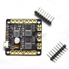 Power Distribution Board PDB w/ OSD BEC Output 5V 12V 3A for CC3C Naze32 F3 3M