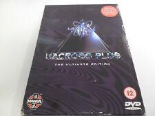 DVD BOXSET - MACROSS PLUS - THE ULTIMATE EDITION - MANGA