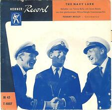 """Tommy REILLY - The Navy Lark / 1960, 7"""" - Single, Hohner Record, No.: T 4007  !"""