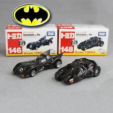 Batman tomica takara tomy dark knight batmobile Diecast No.146 / 148 2PCS/set