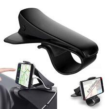 Universal Car Dashboard Mount Clip Holder Mobile Cell Phone GPS Stand HUD Cradle