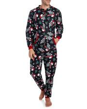 $60 MENS WEMBLEY THE ORIGINAL FUNSIE HOLIDAY PRINT S/M ONE PIECE