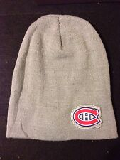 Montreal Canadiens NHL Hockey Winter Beanie Hat Toque/Tuque COORS LIGHT