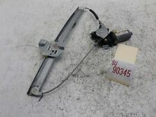 02 03 04 05 06 07 Saturn Vue Right Passenger Rear Door Power Window Regulator