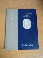 USS Boxer LHD-4 Cruise Book 2003