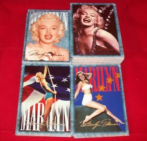 MARILYN MONROE Complete Trading Card Set  1993 Sports Time