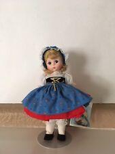 "Vintage Madam Alexander Doll Gretel #454 Original Box Highly Collectible Size 8"""