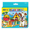 Stained Glass Paints Set Painting Kit Great Christmas Gift for Kids - 10 Colours