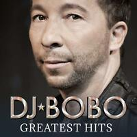 DJ BOBO - 25 YEARS-GREATEST HITS  2 VINYL LP NEW