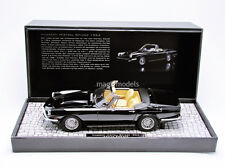1964 Maserati Mistral Spyder Black by Minichamps LE of 999 1/18 New In Stock!