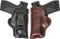 HD Concealed RH LH OWB IWB Leather Gun Holster For Remington R51 w/ Laserguard