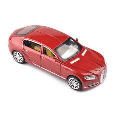 1/32 Red Bugatti Car Model Veyron Galibier Alloy Vehicle Toy W/light&sound 15cm