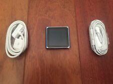 Apple iPod nano 6th Generation Blue (16GB) *mint condition*