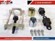 FOR VOLVO S40 V50 REAR TRAILING ARM BUSH INSTALLATION REMOVAL TOOL BUSHES BOLTS